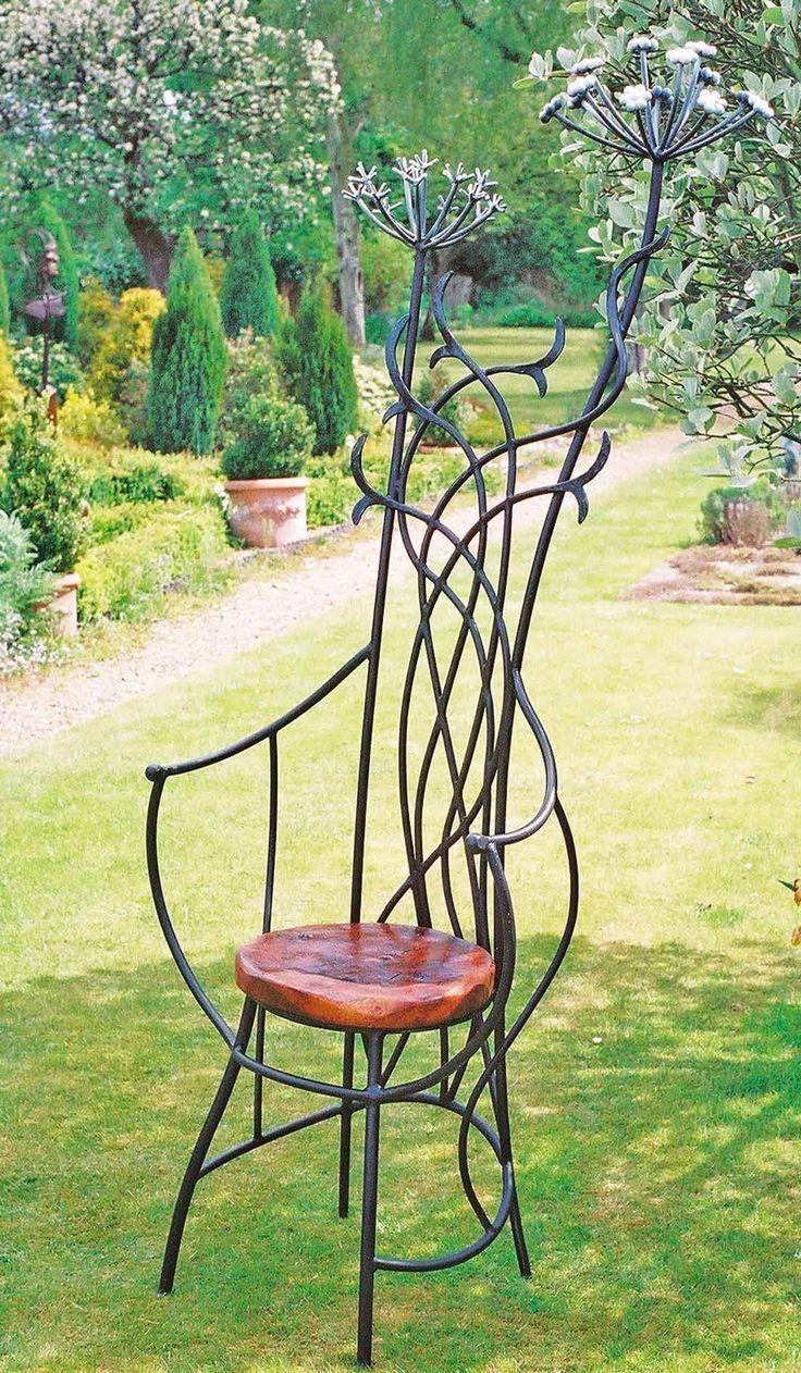 959 Best Garden Art & Ideas Images On Pinterest | Garden Art inside Metal Sunflower Yard Art