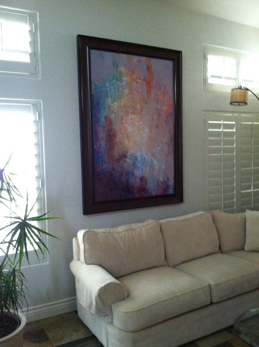 Abstract Art Prints Archives – Cianelli Studios Art Blog Pertaining To Oversized Framed Art (View 14 of 20)