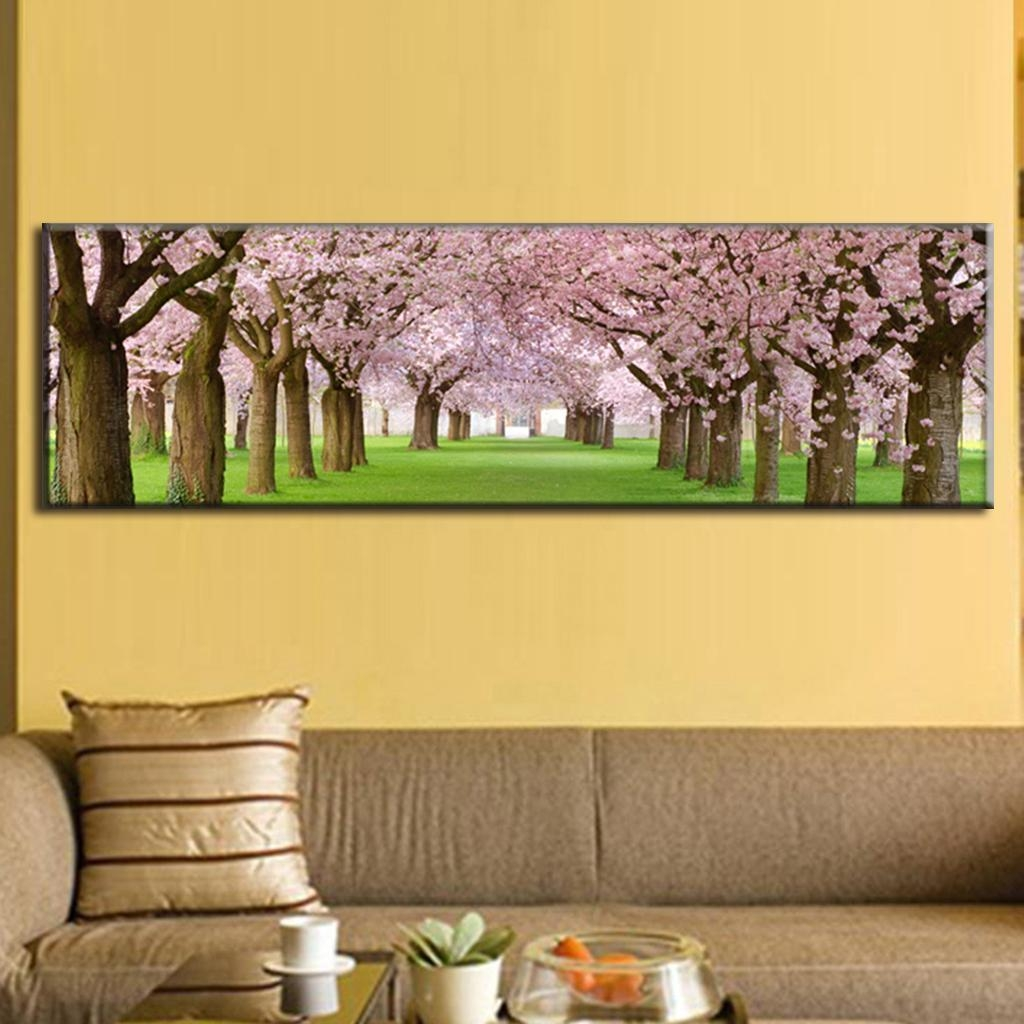 Adorable Large Canvas Wall Art As The Wall Decor Of Your Pertaining To Big Canvas Wall Art (View 2 of 21)