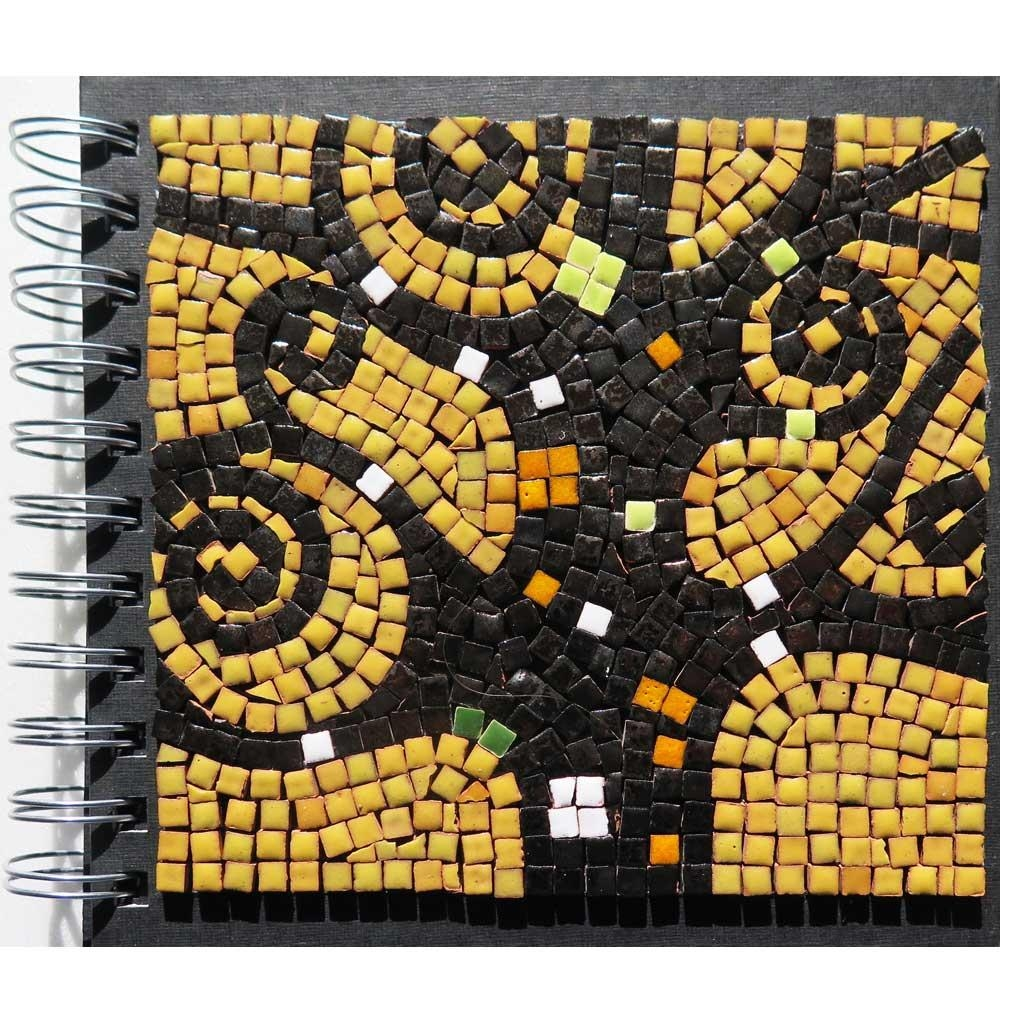 Adult Mosaic Kit Inspiredgustav Klimt With Micro Mosaic For Mosaic Art Kits For Adults (View 9 of 20)