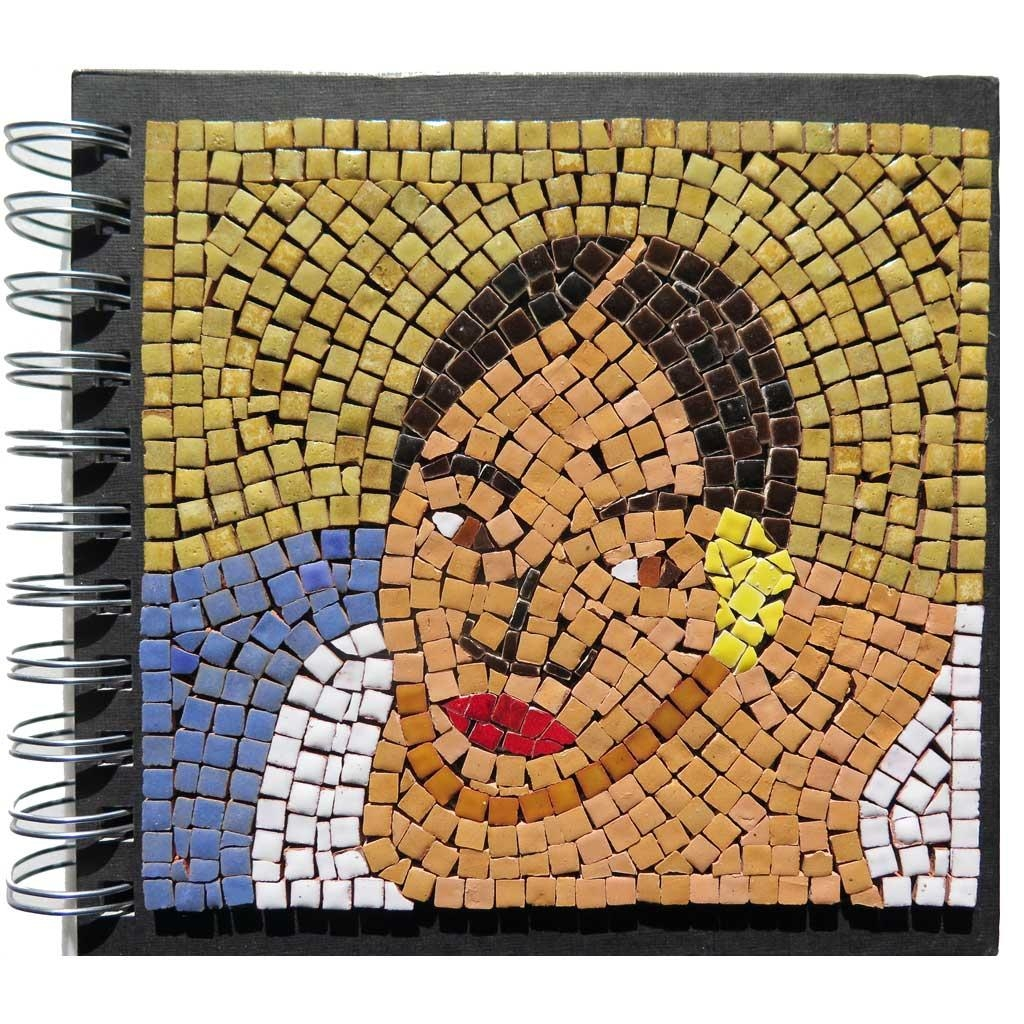 Adult Mosaic Kit Inspiredpaul Gauguin With Micro Mosaic Regarding Mosaic Art Kits For Adults (Image 3 of 20)