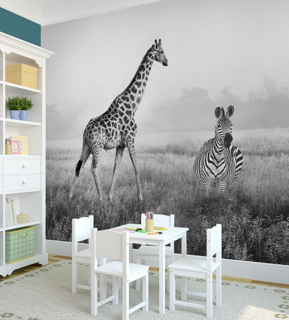 African Safari Photograph Wall Art Throughout Photography Wall Art (Image 4 of 20)