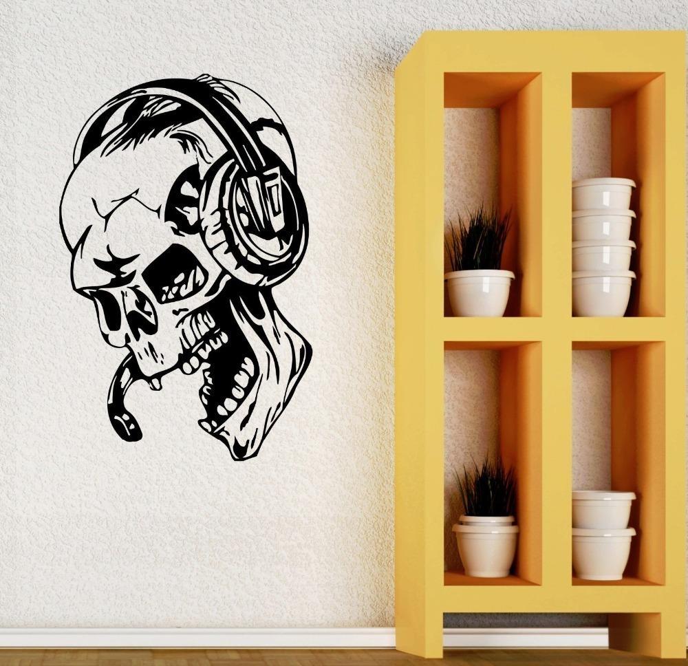 Aliexpress : Buy New Creative Art Gamer Wall Stickers Vinyl Inside Video Game Wall Art (Image 4 of 20)