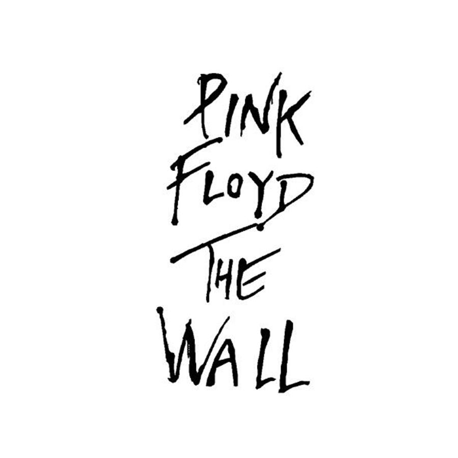 Aliexpress : Buy Pink Floyd The Wall Art Vinyl Wall Decal Regarding Music Lyrics Wall Art (View 8 of 20)