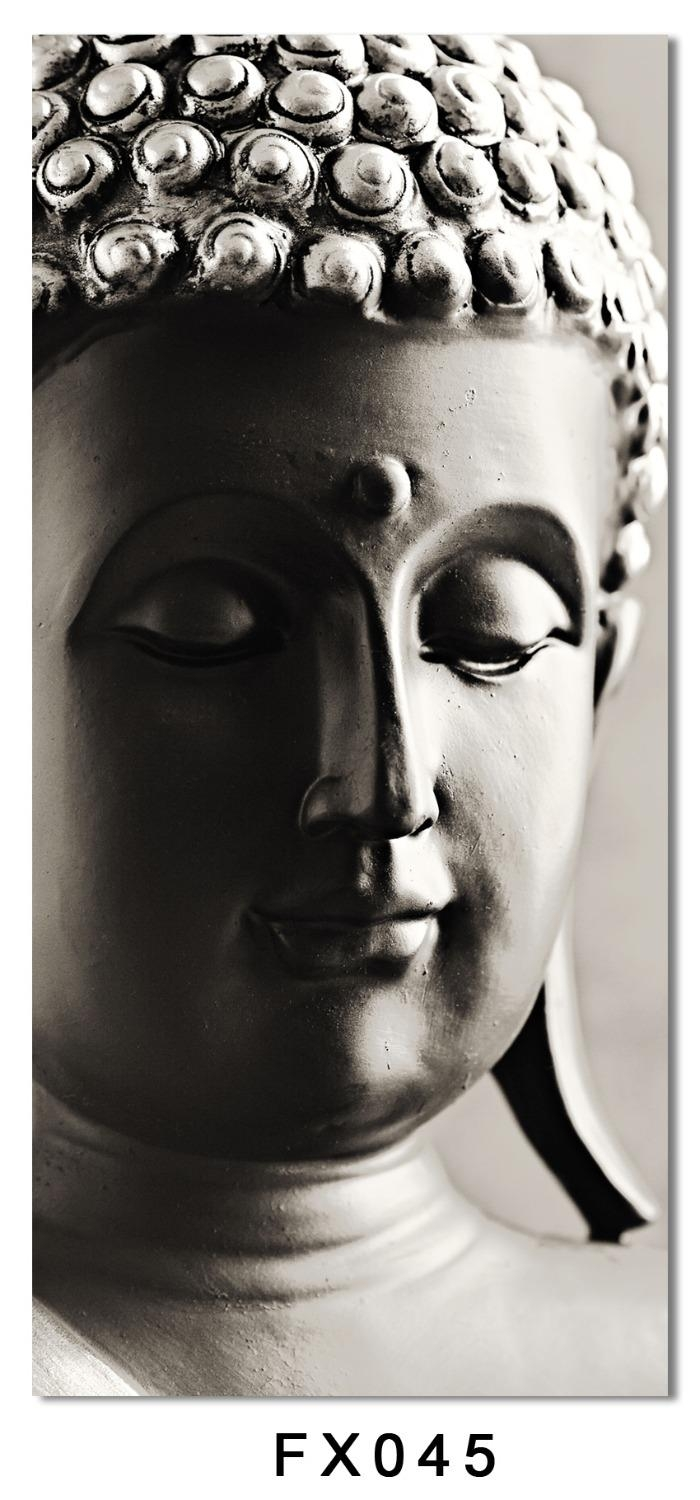 Aliexpress : Buy Special Chinese Styles Painting Silver Buddha With Regard To Silver Buddha Wall Art (Image 4 of 20)