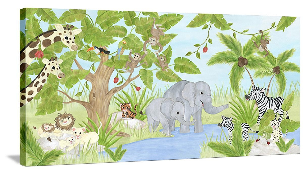 All Canvas Wall Art | Product Categories | With Regard To Jungle Canvas Wall Art (View 13 of 20)