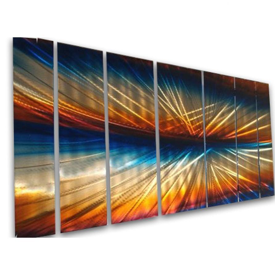 All My Walls Abstractash Carl 3 Dimensional Metal Wall Art In Within Ash Carl Metal Wall Art (Image 2 of 20)