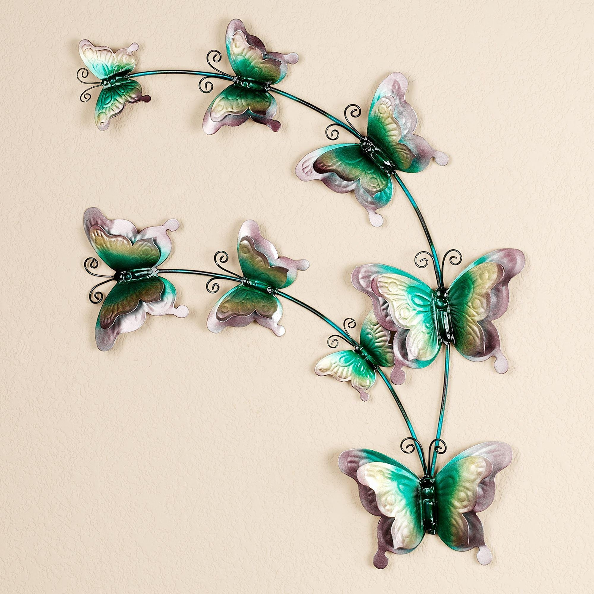 Amazing Metal Butterfly Wall Art 2000 X 2000 609 Kb Jpeg, Metal Pertaining To Metal Wall Art For Bathroom (Image 2 of 20)