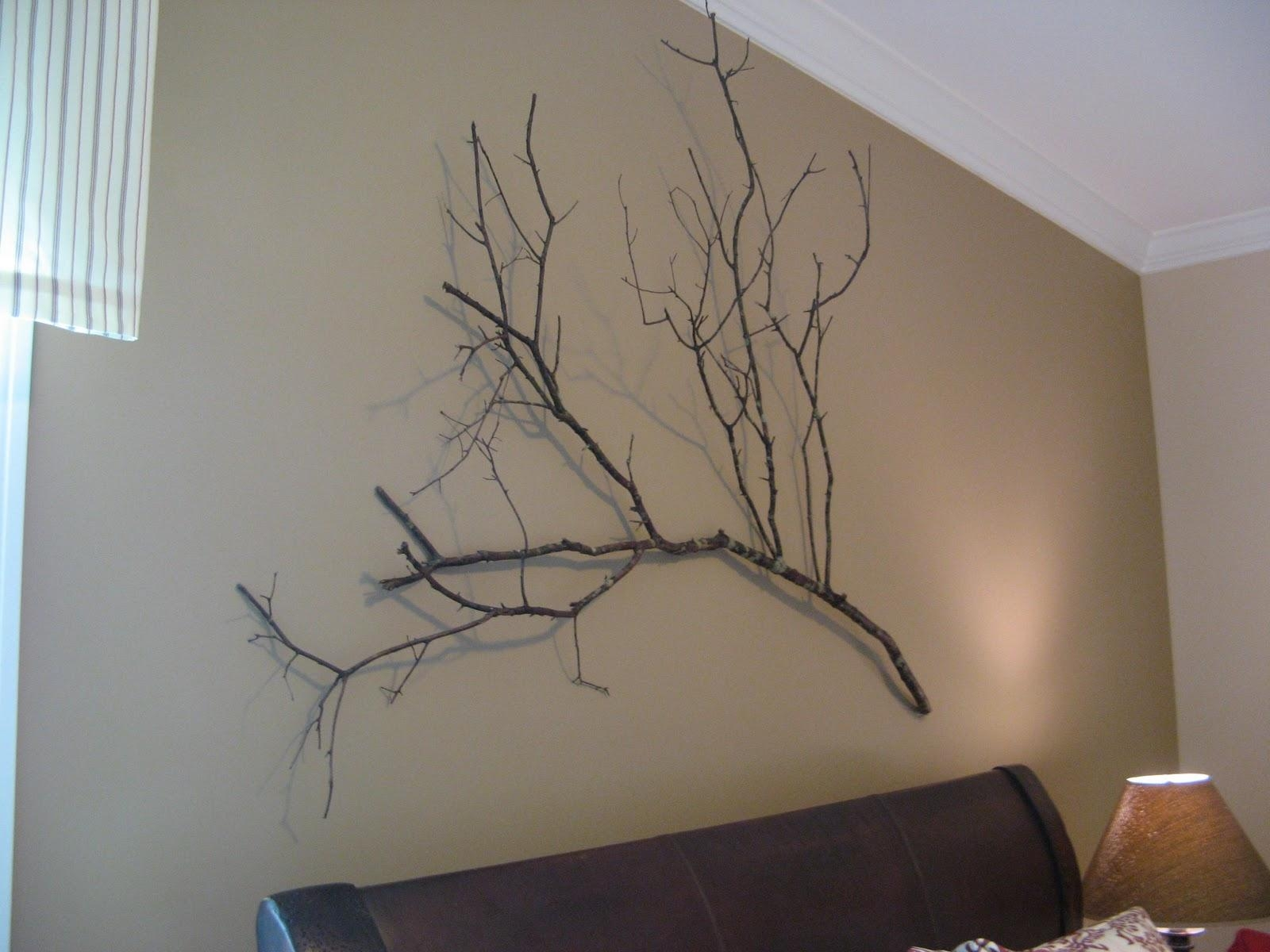 20 Inspirations Metal Wall Art Trees And Branches Wall