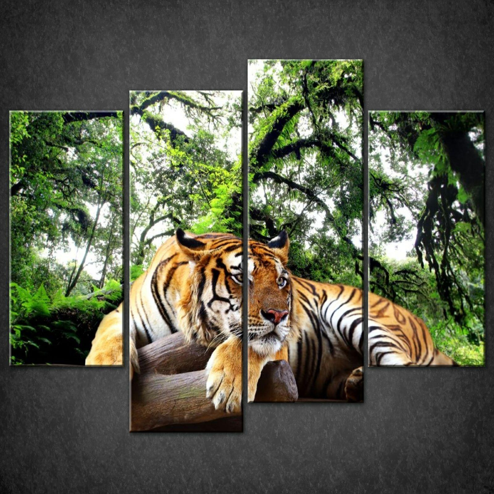Animals Archives – Page 7 Of 8 – Canvas Print Art Intended For Jungle Canvas Wall Art (View 7 of 20)