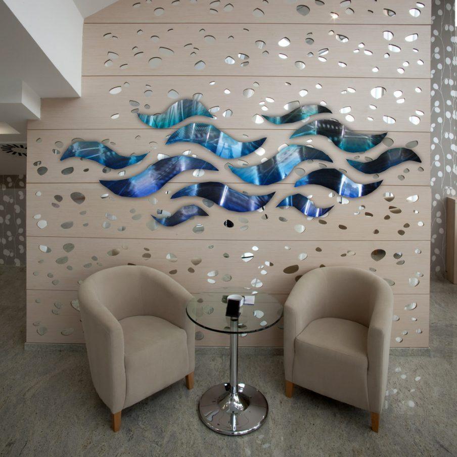 Appealing Metal Wall Art Ebay Metal Art Decor Imposing Abstract With Metal Abstract Wall Art (View 17 of 20)
