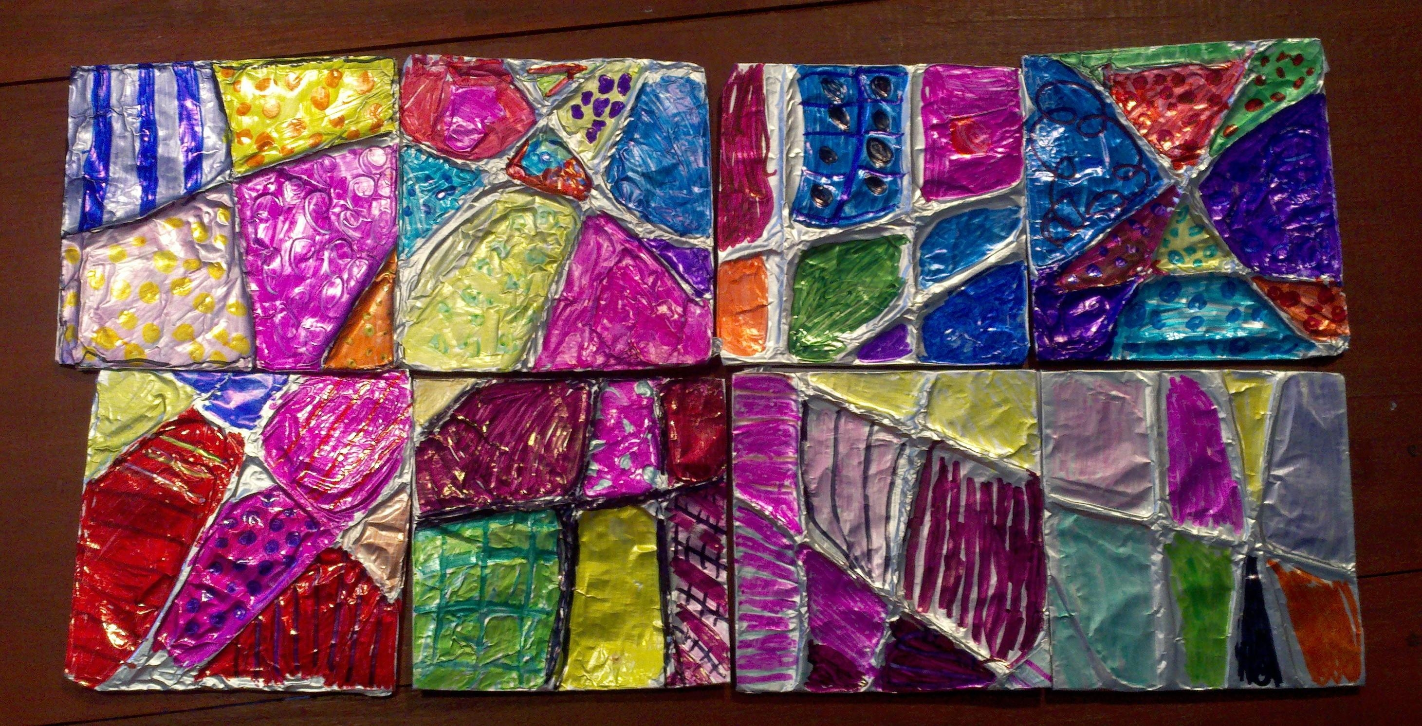 Art Exploration Summer Camp – Mexican Tin Art – Create With Bogate Inside Mexican Metal Art (Image 5 of 20)