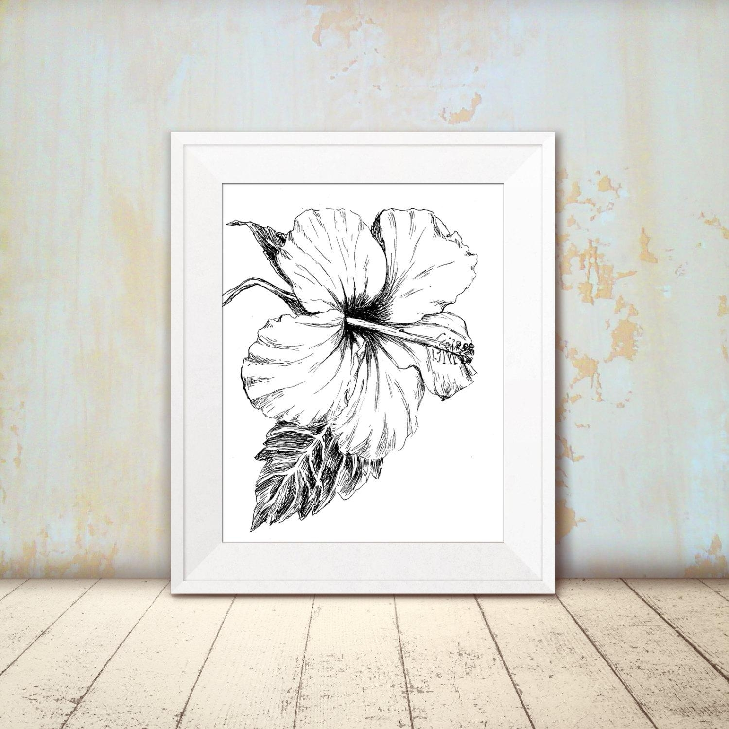 Art: Wall Art Sketches Pertaining To Glamorous Wall Art (Image 1 of 20)