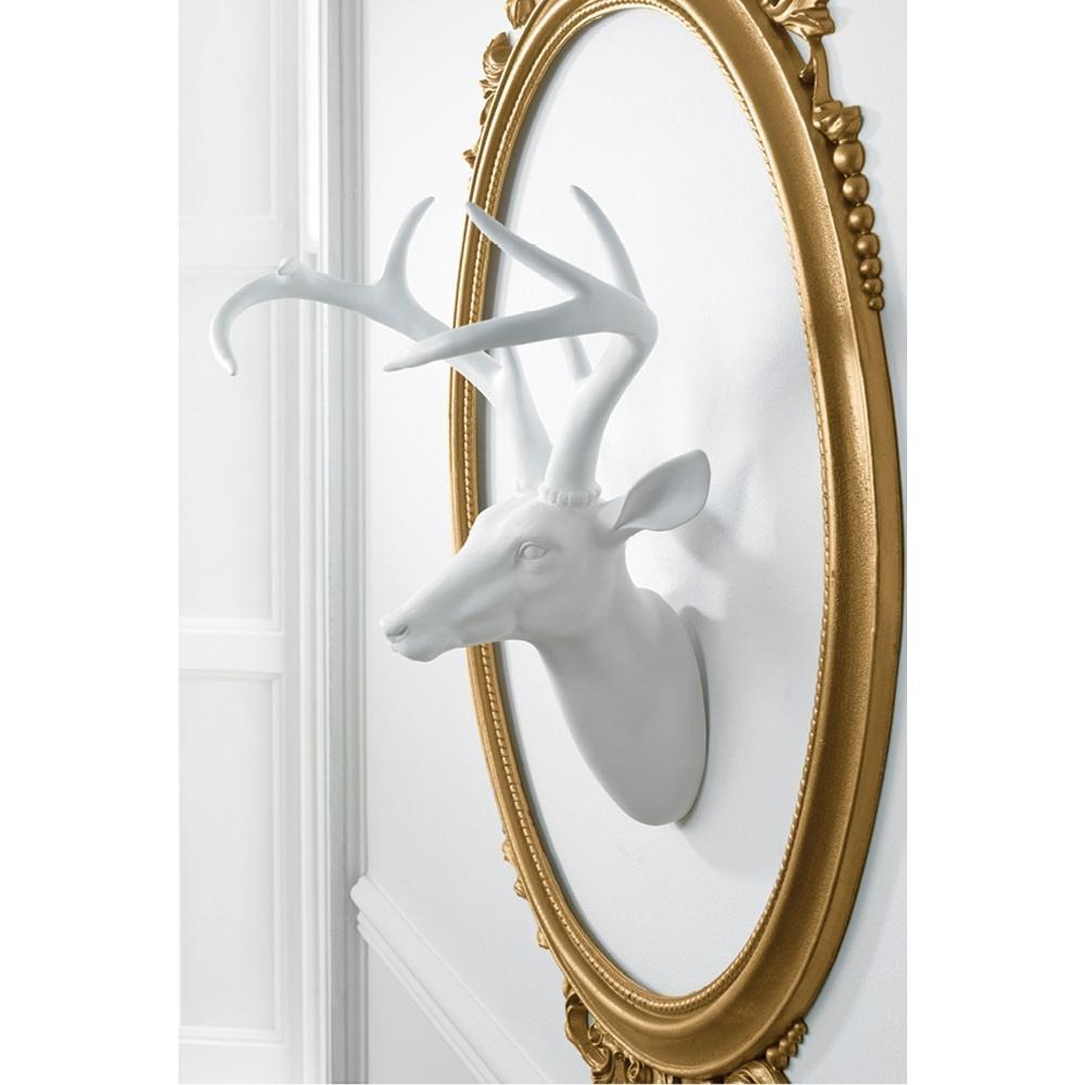 Arthouse Star Studded Stag Head Diamante Deer Mounted Wall Art 008172 In Stag Head Wall Art (Image 2 of 20)