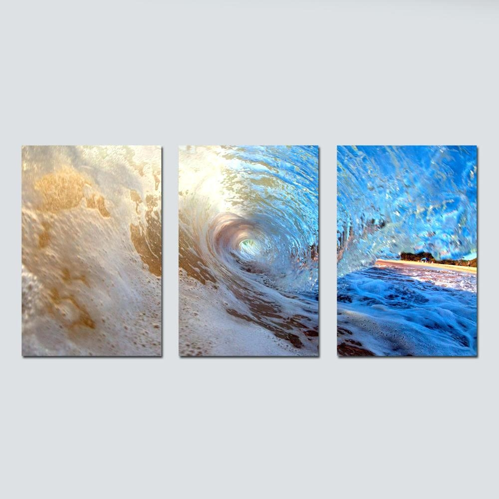 Articles With 3 Panel Wall Art Online India Tag: Three Panel Wall With Regard To Three Panel Wall Art (Image 7 of 20)