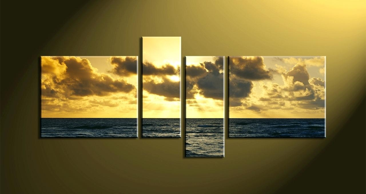 20 Inspirations 4 Piece Wall Art Sets | Wall Art Ideas