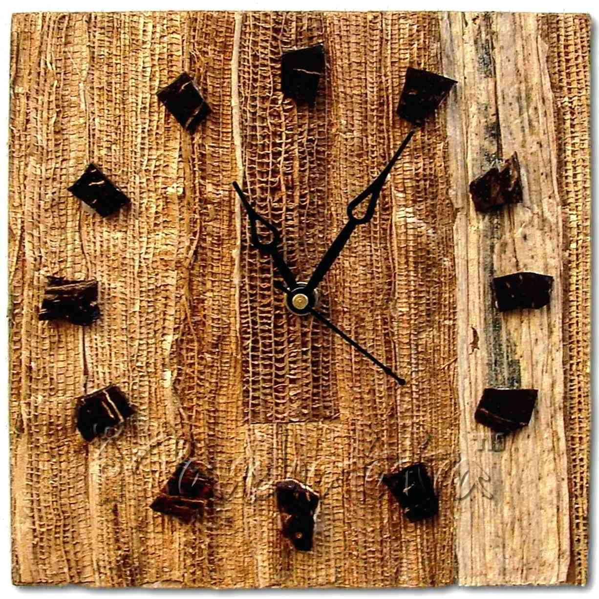 Articles With Abstract Metal Wall Art With Clock Tag: Abstract Pertaining To Abstract Wall Art With Clock (Image 3 of 20)