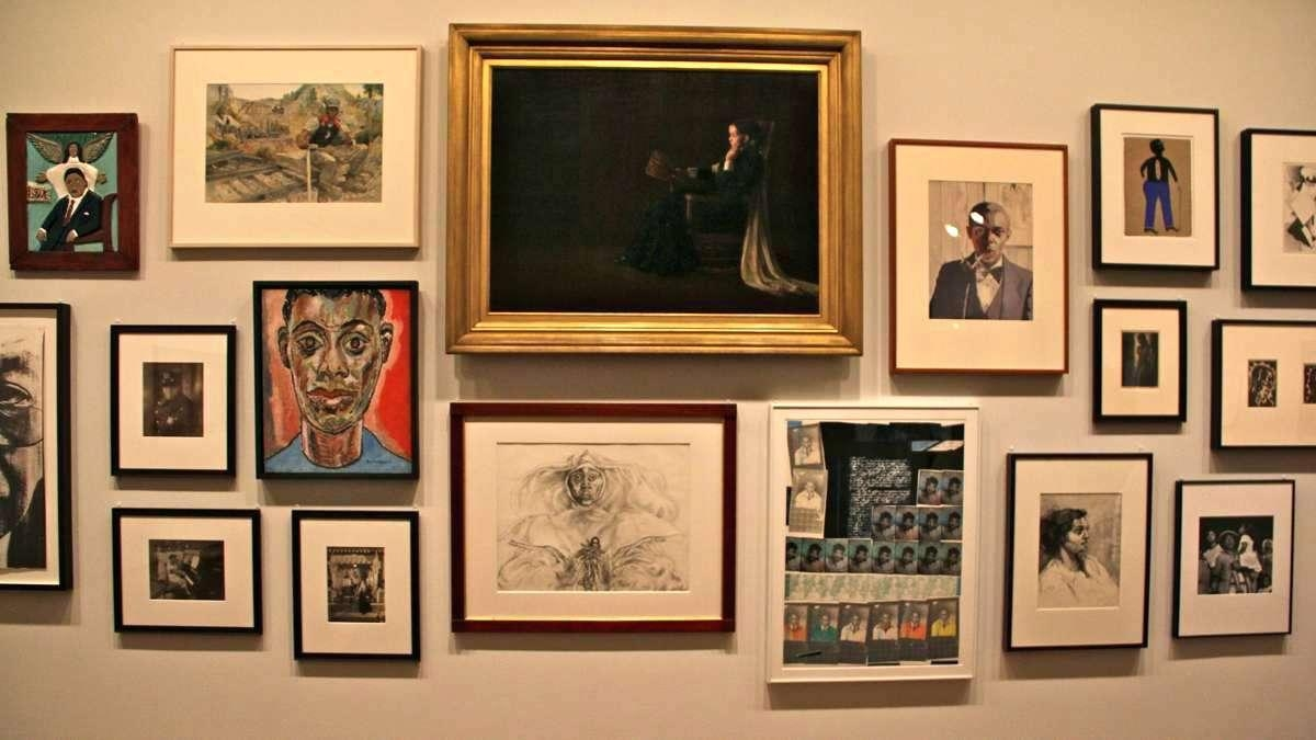 Articles With African American Wall Art Canvas Tag: African Wall Throughout African American Wall Art And Decor (View 11 of 20)