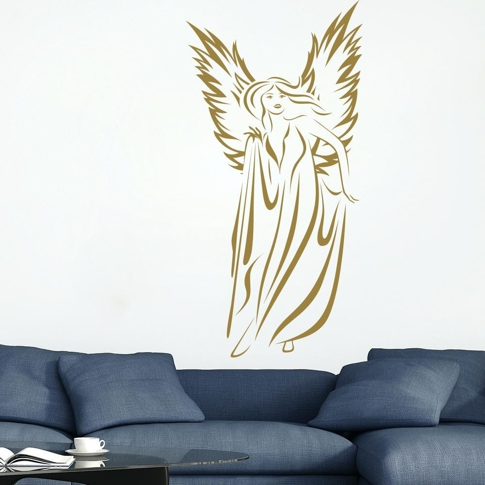 Articles With Angel Wings Wall Art For Sale Tag: Angel Wings Wall Inside Angel Wings Sculpture Plaque Wall Art (View 2 of 20)