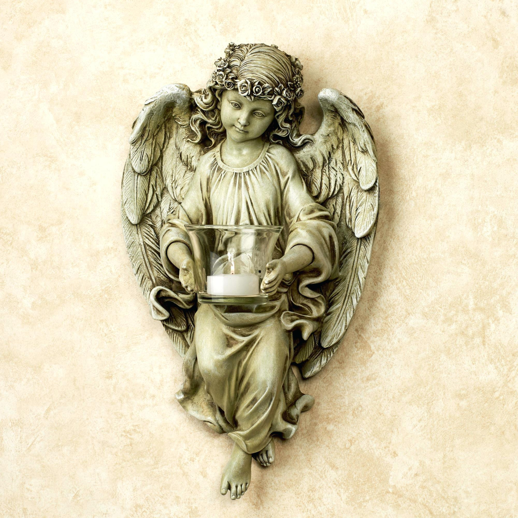 Articles With Angel Wings Wall Decor Australia Tag: Angel Wall Regarding Angel Wings Sculpture Plaque Wall Art (Image 9 of 20)