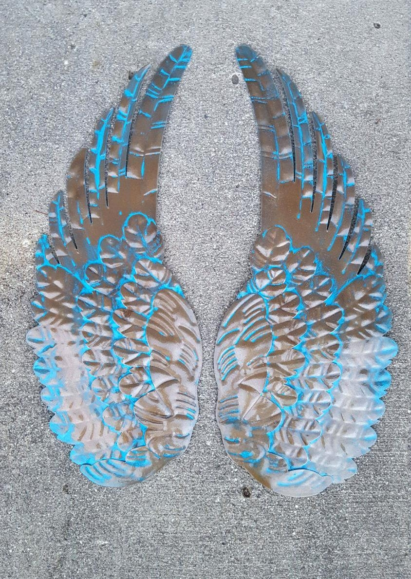 Articles With Angel Wings Wall Decor Australia Tag: Angel Wall Regarding Angel Wings Sculpture Plaque Wall Art (View 3 of 20)
