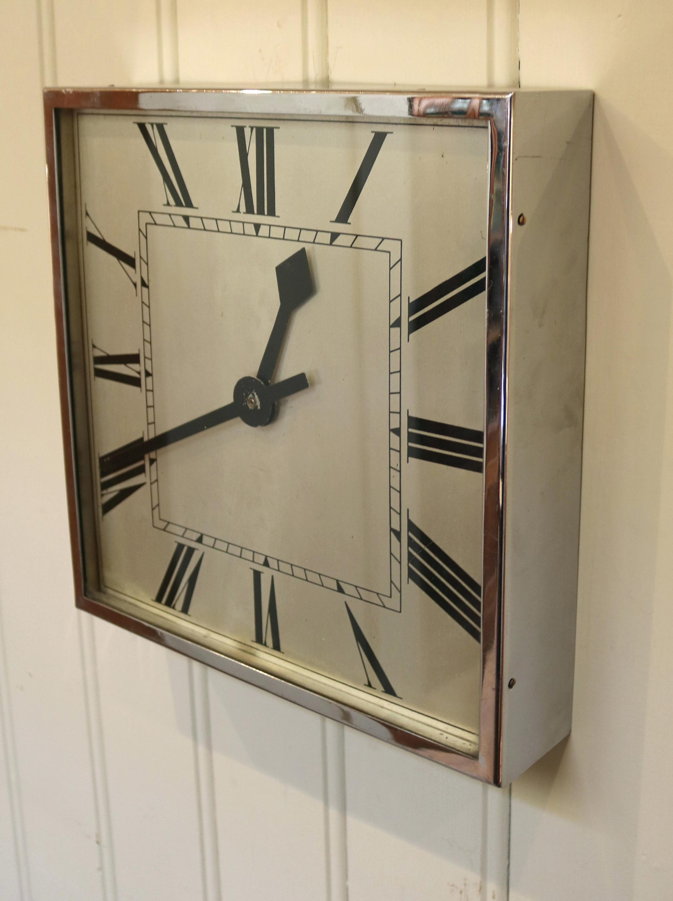 Articles With Art Deco Wall Clocks For Sale Tag: Art Deco Wall Clock (Image 5 of 20)