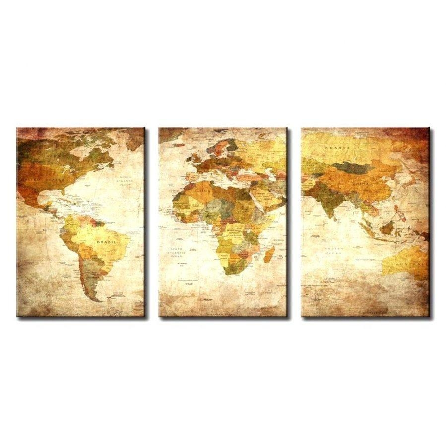 Articles With Cheap 3 Panel Canvas Wall Art Tag: 3 Panel Wall Art With Three Panel Wall Art (Image 8 of 20)
