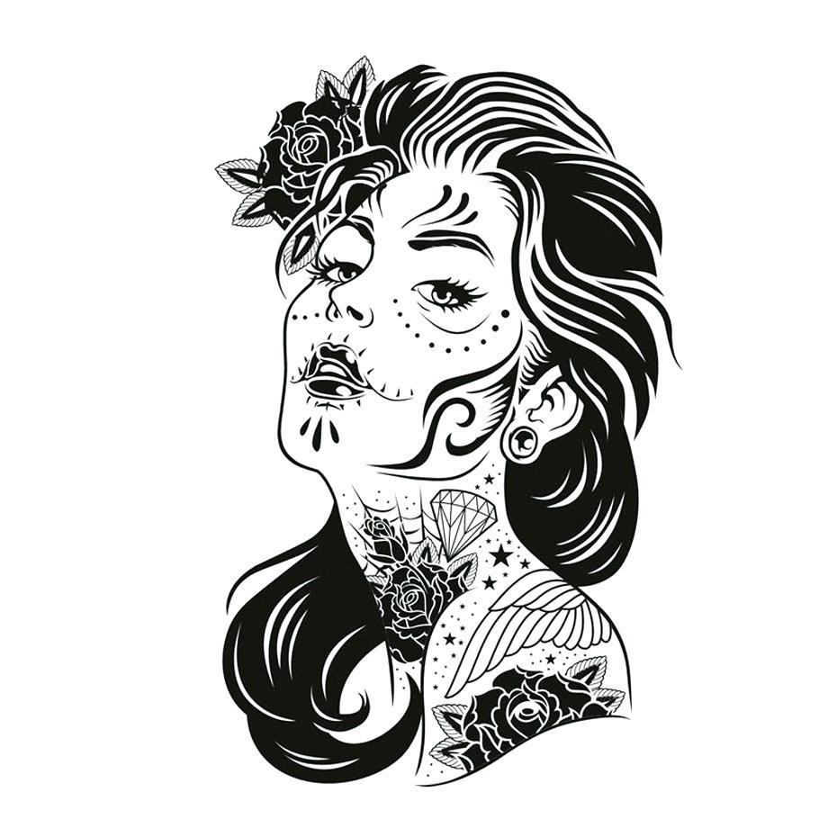 Articles With Hd Wallpaper Tattoo Art Tag: Tattoo Wall Art (View 5 of 20)
