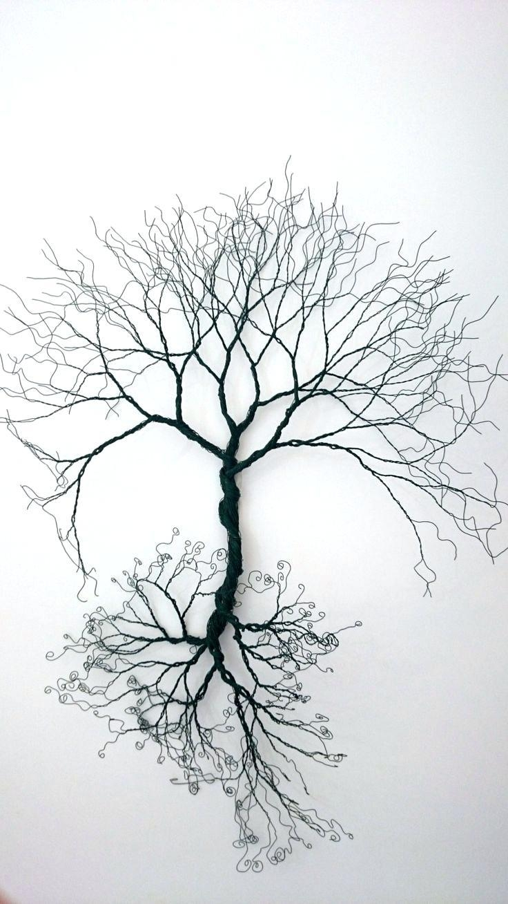 Articles With Large Metal Tree Wall Decor Tag: Metal Tree Wall Throughout Kohls Metal Tree Wall Art (Image 5 of 20)