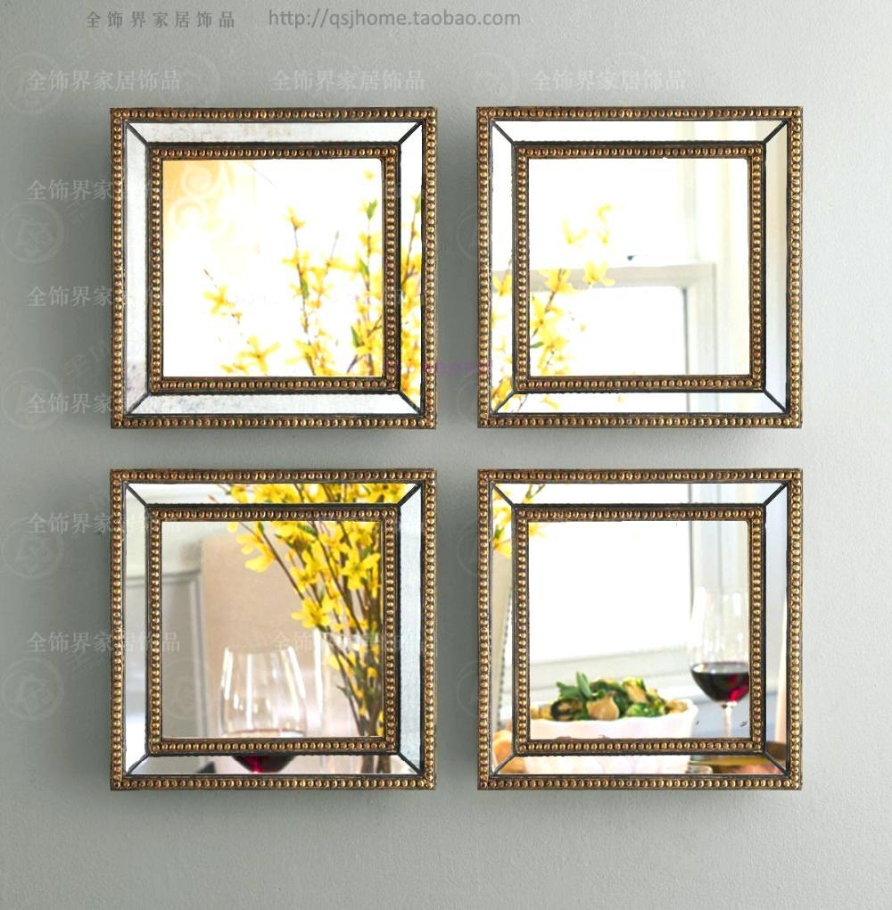 Articles With Mirrored Wall Art Australia Tag: Mirrored Wall Art Regarding Contemporary Mirror Wall Art (Image 3 of 20)