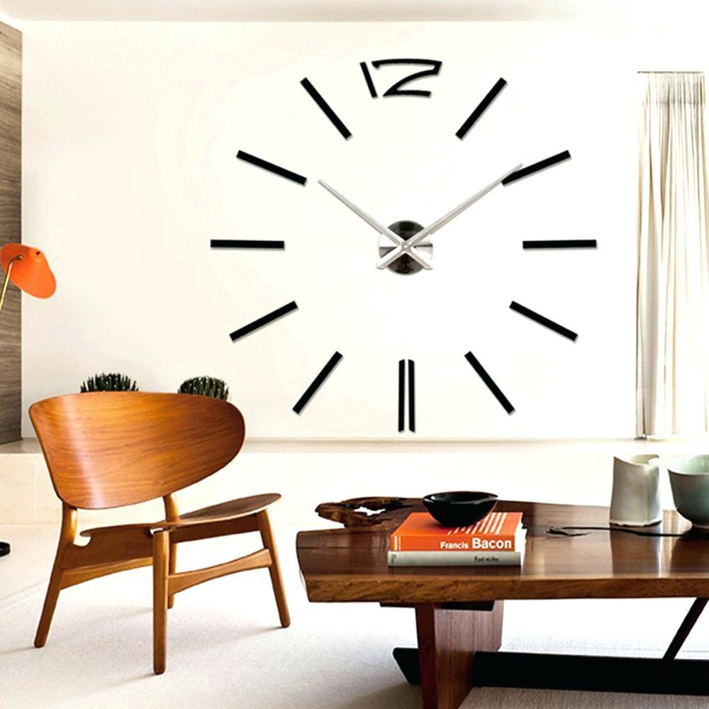 Articles With Oversized Metal Wall Clock Tag: Oversized Metal Wall In Oversized Metal Wall Art (View 2 of 23)