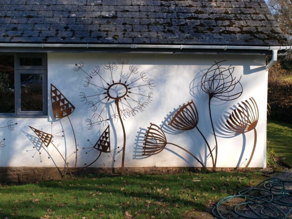 Outdoor Wall Sculpture 20 Collection Of Outdoor Wall Sculpture Art  Wall Art Ideas