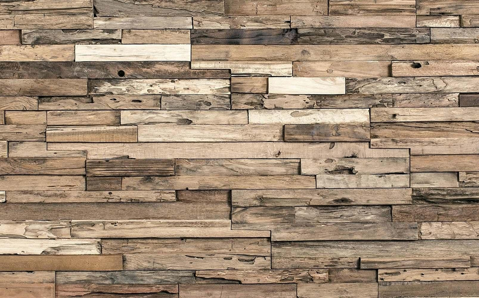 Articles With Wood Design Wall Tiles Tag: Wood Wall Design (Image 2 of 20)