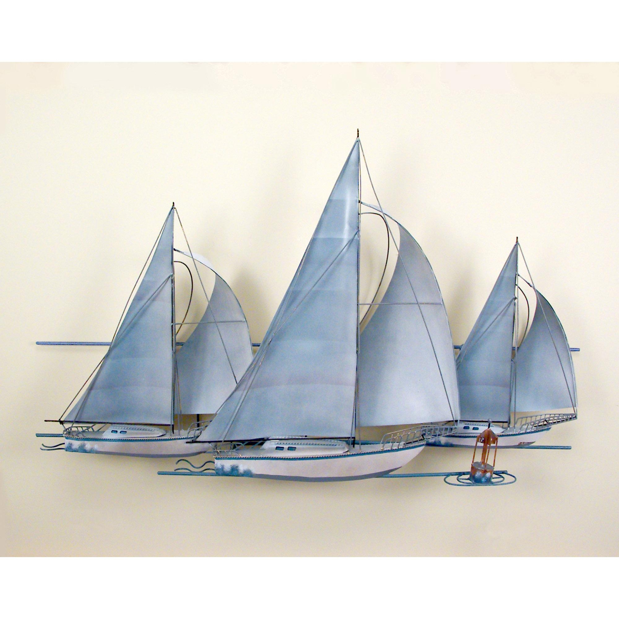 Featured Image of Boat Wall Art