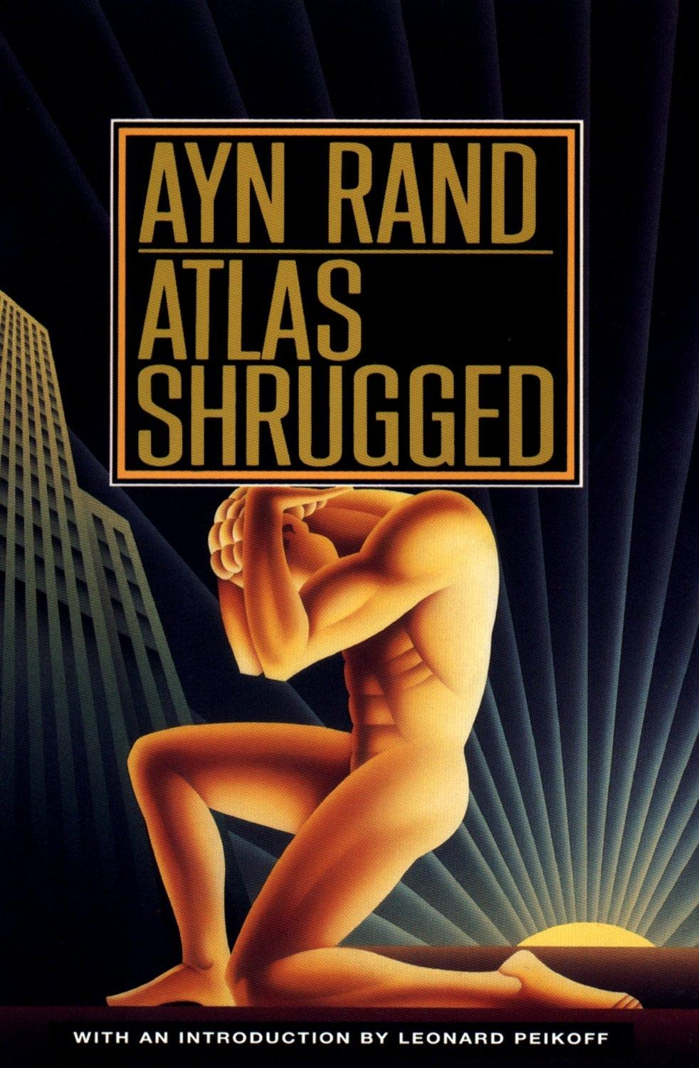 Atlas Shrugged As A Piece Of Literature   Art & Commerce: The Byu For Atlas Shrugged Cover Art (View 5 of 20)