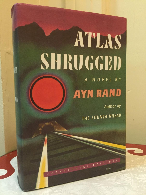 Atlas Shrugged (Centennial Edition)Rand, Ayn: Dutton, New York Throughout Atlas Shrugged Cover Art (View 20 of 20)