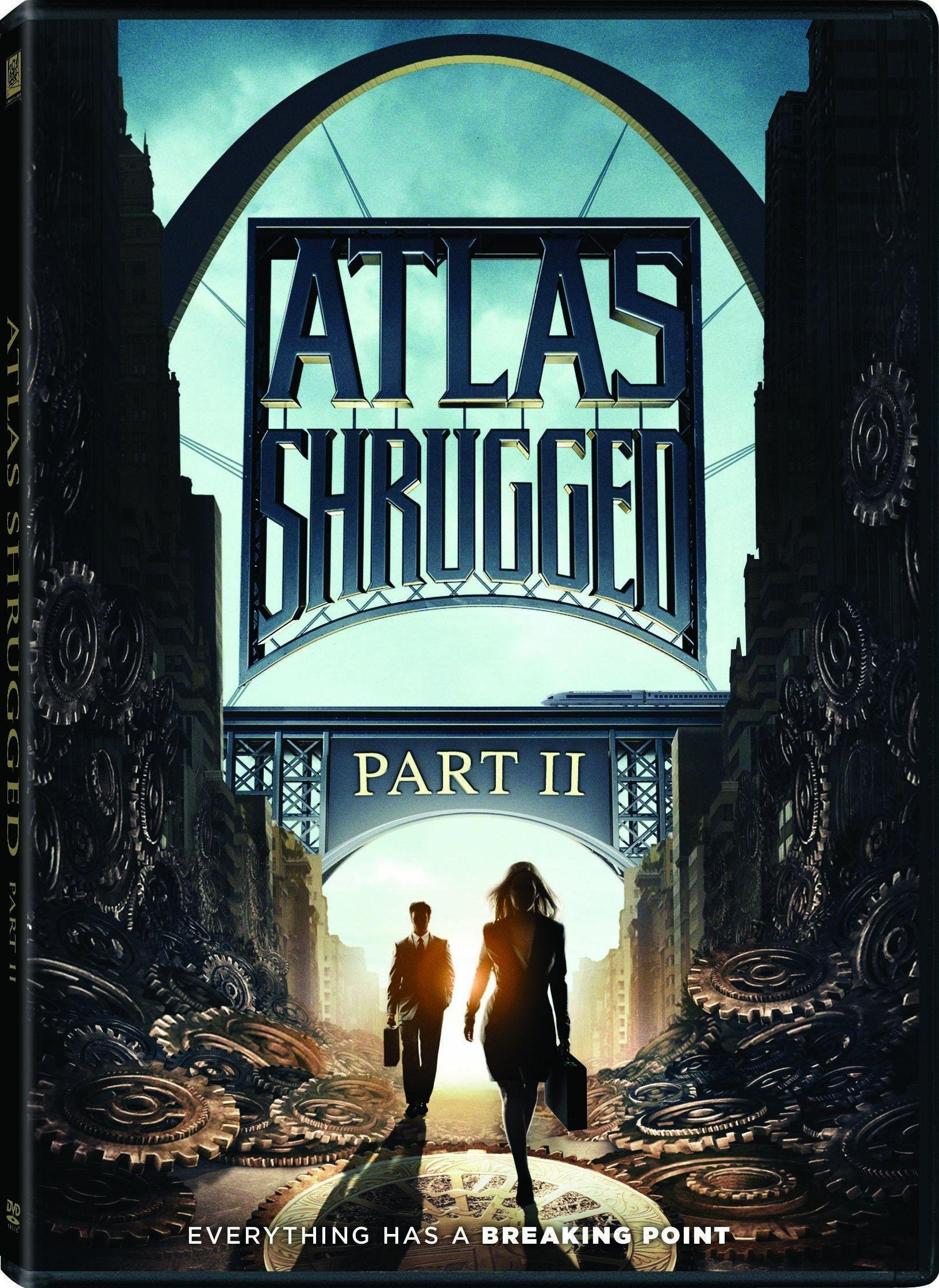 Atlas Shrugged: Part 2 Dvd Release Date February 19, 2013 With Regard To Atlas Shrugged Cover Art (View 13 of 20)