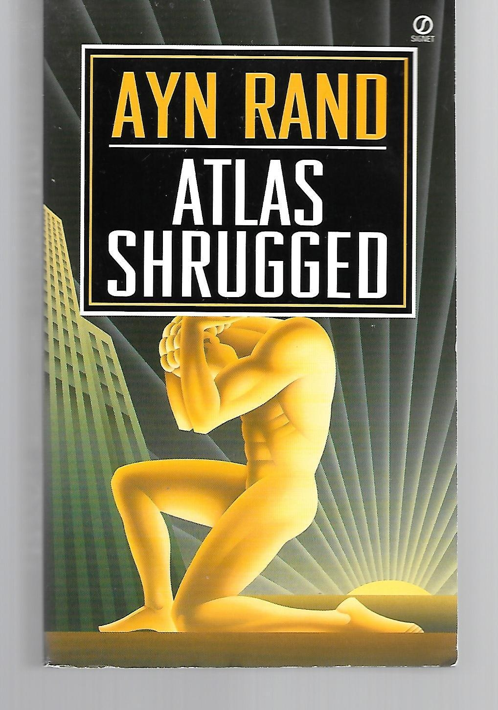 Atlas Shruggedayn Rand – Abebooks In Atlas Shrugged Cover Art (Image 8 of 20)