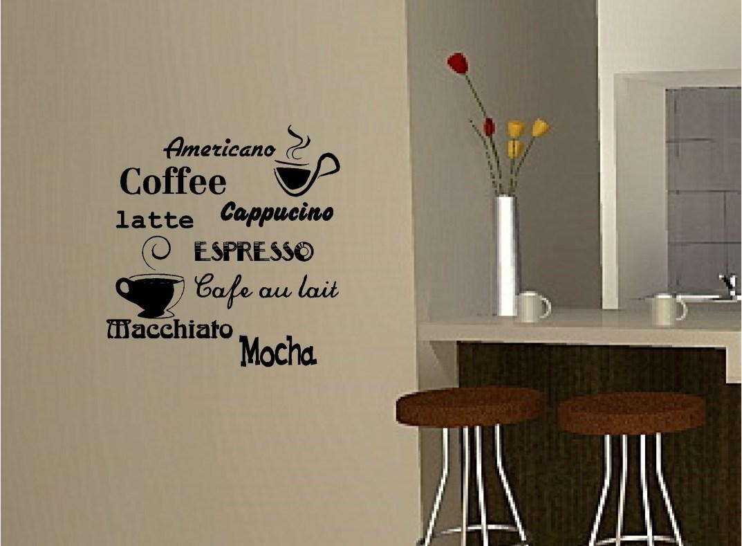 Attractive Wall Art Decals Kitchen Tags : Wall Art For Kitchen Regarding Kohls Wall Art Decals (View 13 of 17)