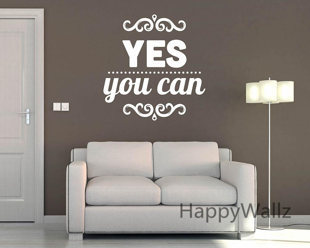 Awesome 40+ Office Wall Decal Inspiration Design Of Best 25+ Throughout Inspirational Wall Decals For Office (View 8 of 20)