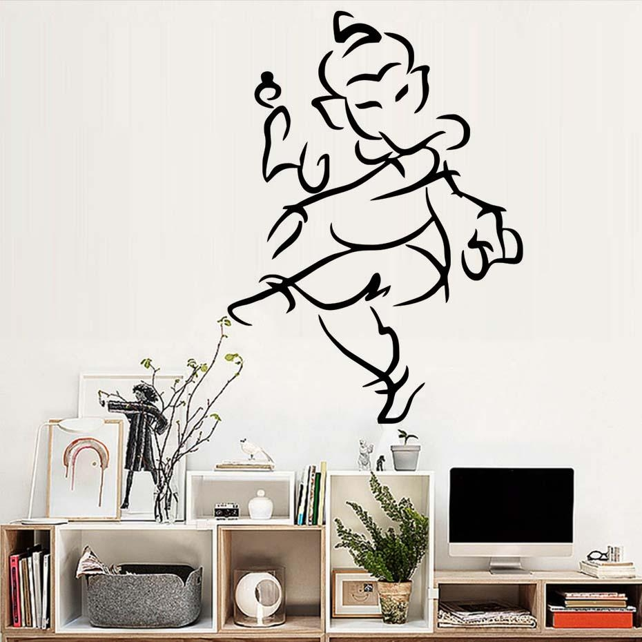 Awesome Ganesh Wall Art Online India Yoga Wall Art Ganesh Ganesh Within Ganesh Wall Art (View 7 of 20)