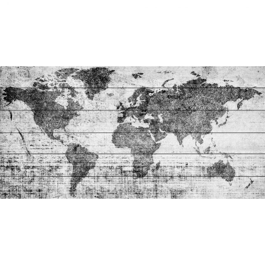 Awesome Us Map Canvas Wall Art Pallet Project String And Wall In United States Map Wall Art (Image 5 of 21)