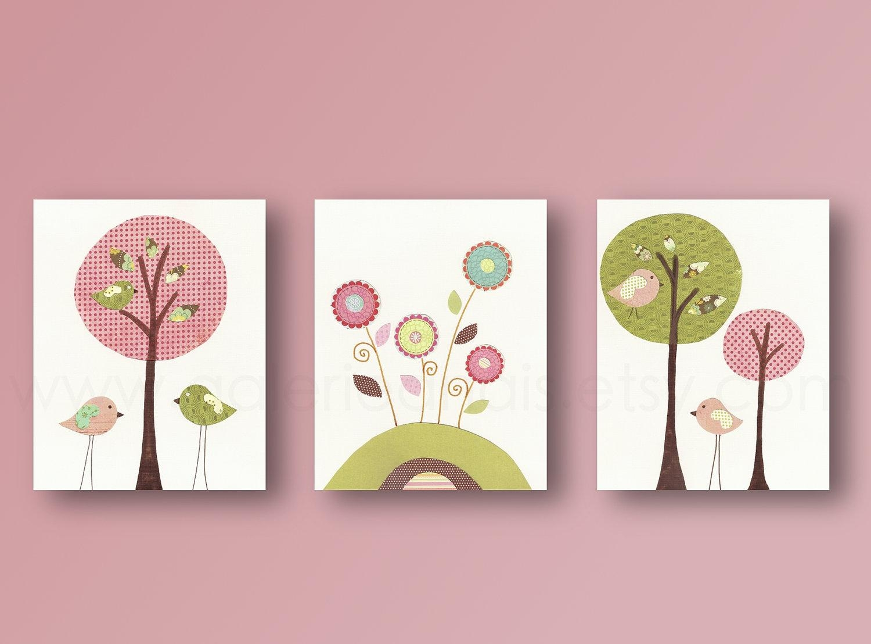 Baby Nursery Decor: Best Baby Nursery Wall Art Decoration Inside Nursery Wall Art (View 4 of 20)