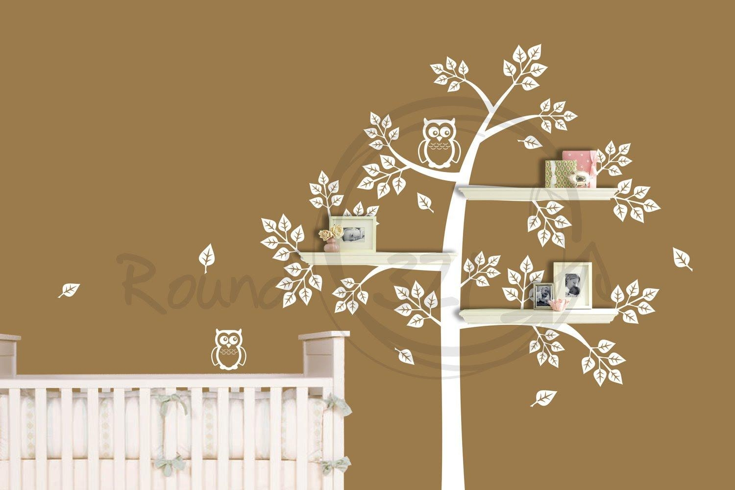 Baby Room Wall Decor~Baby Room Wall Art Ideas – Youtube Regarding Baby Wall Art (Image 7 of 20)