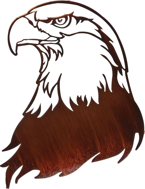 Bald Eaglelazart – Sanger Metal Art And Gifts Pertaining To Lazart Metal Wall Art (View 5 of 20)