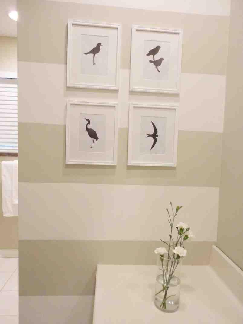 Bath Wall Art Tags : Magnificent Diy Bathroom Art Fabulous Small Inside Bath Wall Art (Image 3 of 20)