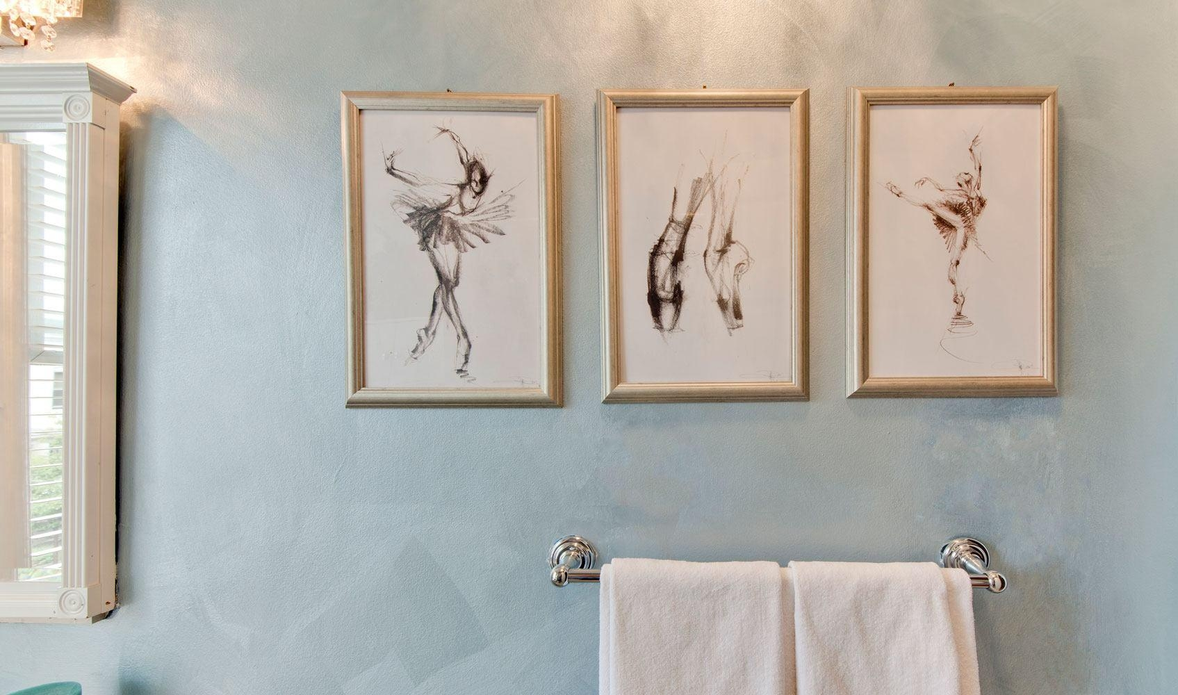 Bathroom Wall Art Décor, 14 Photo | Bathroom Designs Ideas Inside Shower Room Wall Art (Image 4 of 20)