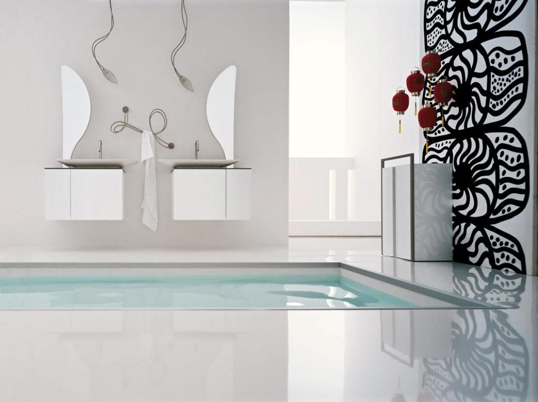 Bathroom Wall Art Pictures With Bathroom Wall Decor Amazing Image With Contemporary Bathroom Wall Art (Image 6 of 20)