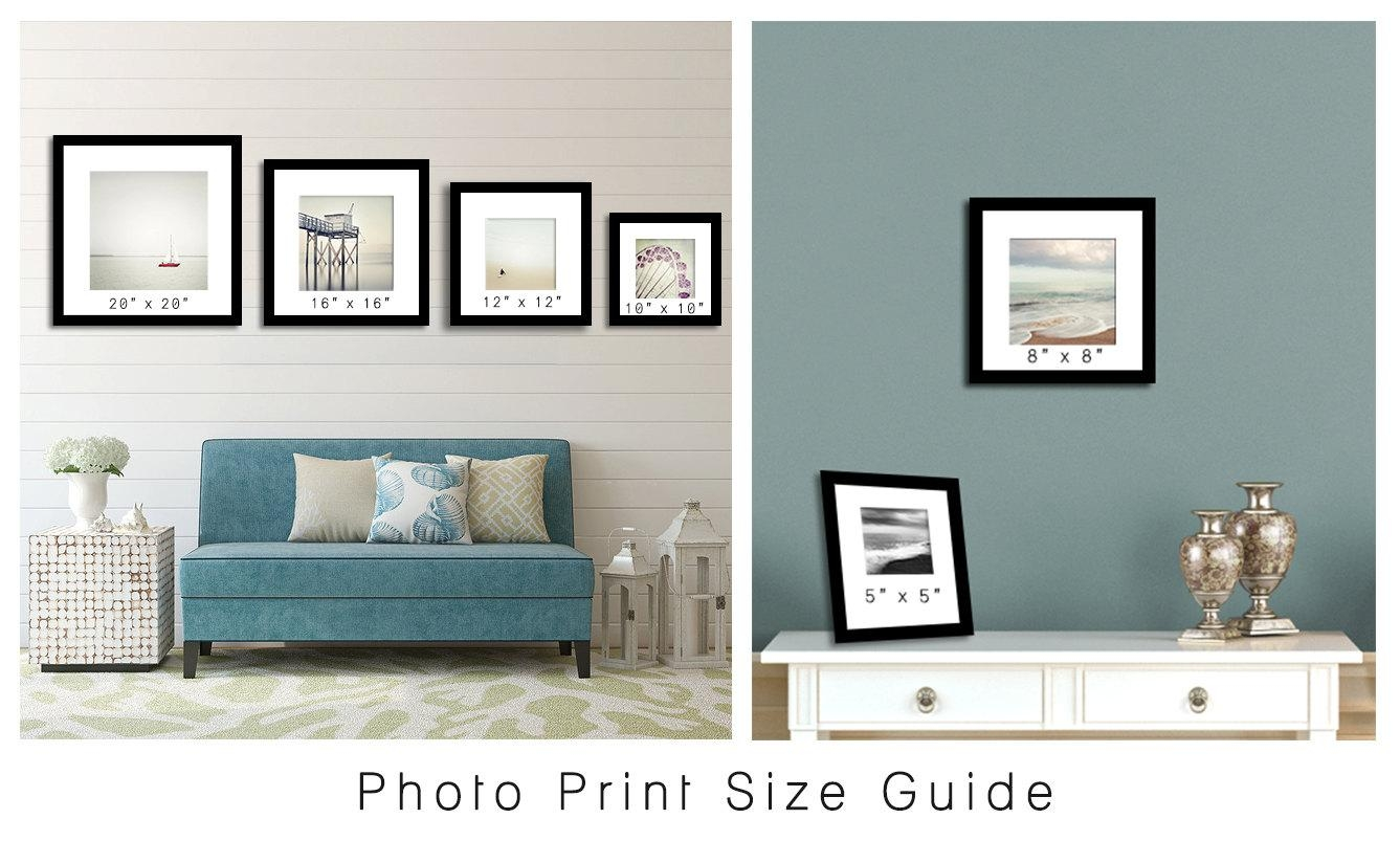 Beach Photography, Black And White Photography, Beach Wall Art With Regard To Beach Wall Art (View 13 of 20)