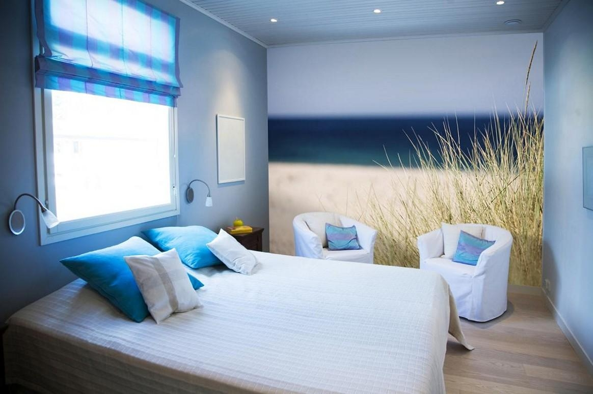 20 top beach wall art for bedroom wall art ideas for Beach themed mural